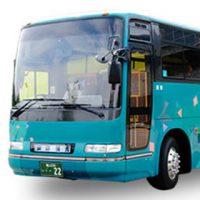 西部観光 中型バス